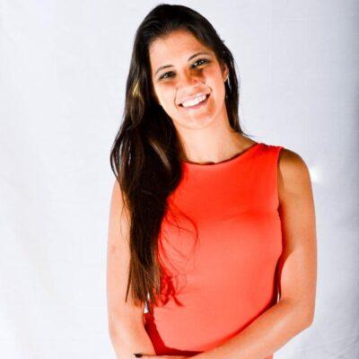 Nutricionista parceria da HF Treinamento Esportivo _ Debora Romualdo Lacerda